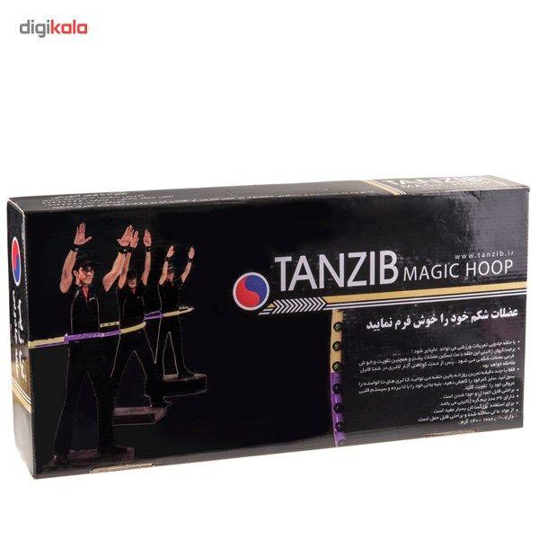 لوازم تناسب اندام تن زیب مدل Magic Hoop main 1 3
