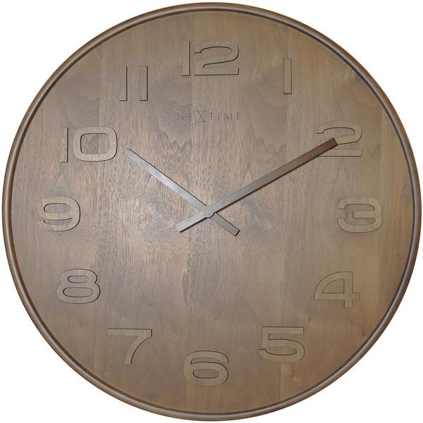 ساعت دیواری نکستایم مدل 3095BR