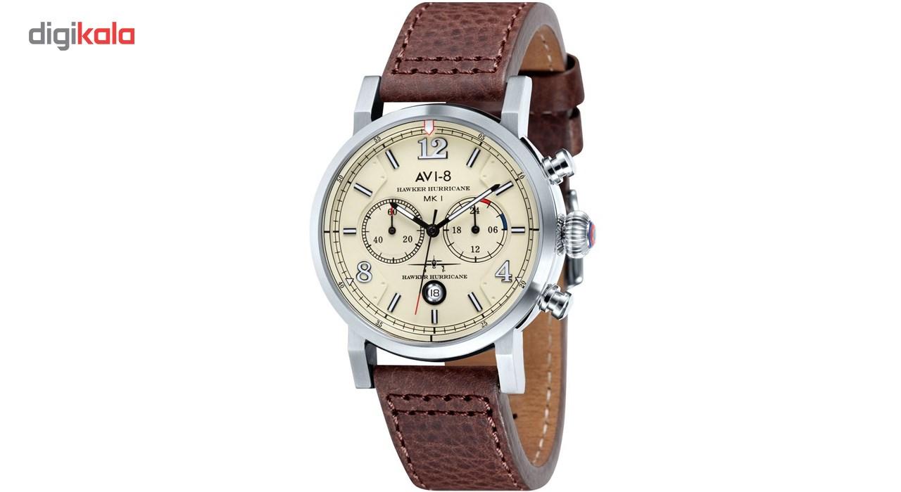 خرید ساعت مچی عقربه ای مردانه ای وی-8 مدل AV-4015-03