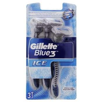 خودتراش ژیلت مدل Blue3 Ice بسته 3 عددی