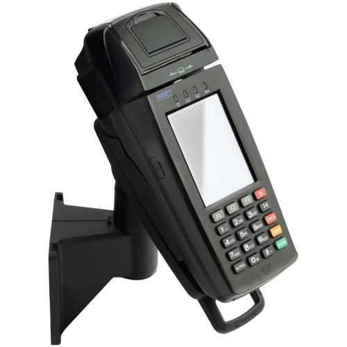 پایه نگهدارنده پوز بانکی ستسا مدل S400 دیواری مناسب دستگاه پوز SZZT