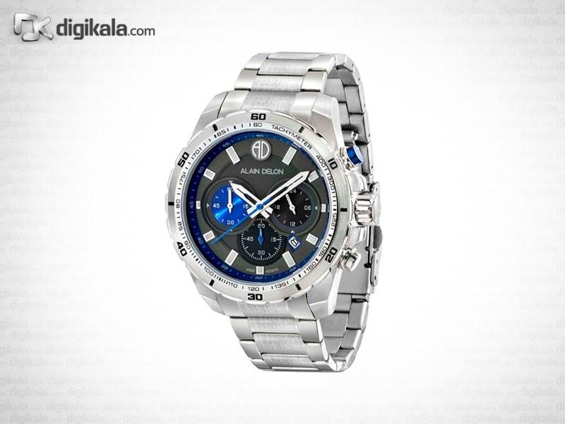 خرید ساعت مچی عقربه ای مردانه آلن دلون AD357-1332C