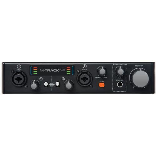 کارت صدای استودیو ام-آدیو مدل M-Track Plus II