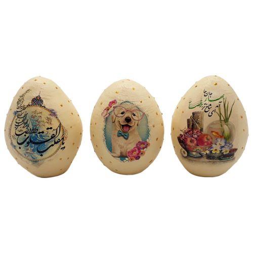 تخم مرغ تزیینی هفت سین قشنگه کد Ght-001
