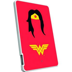 شارژر همراه امتک مدل Wonder Woman Backup Battery Universal با ظرفیت 2500 میلی آمپر ساعت