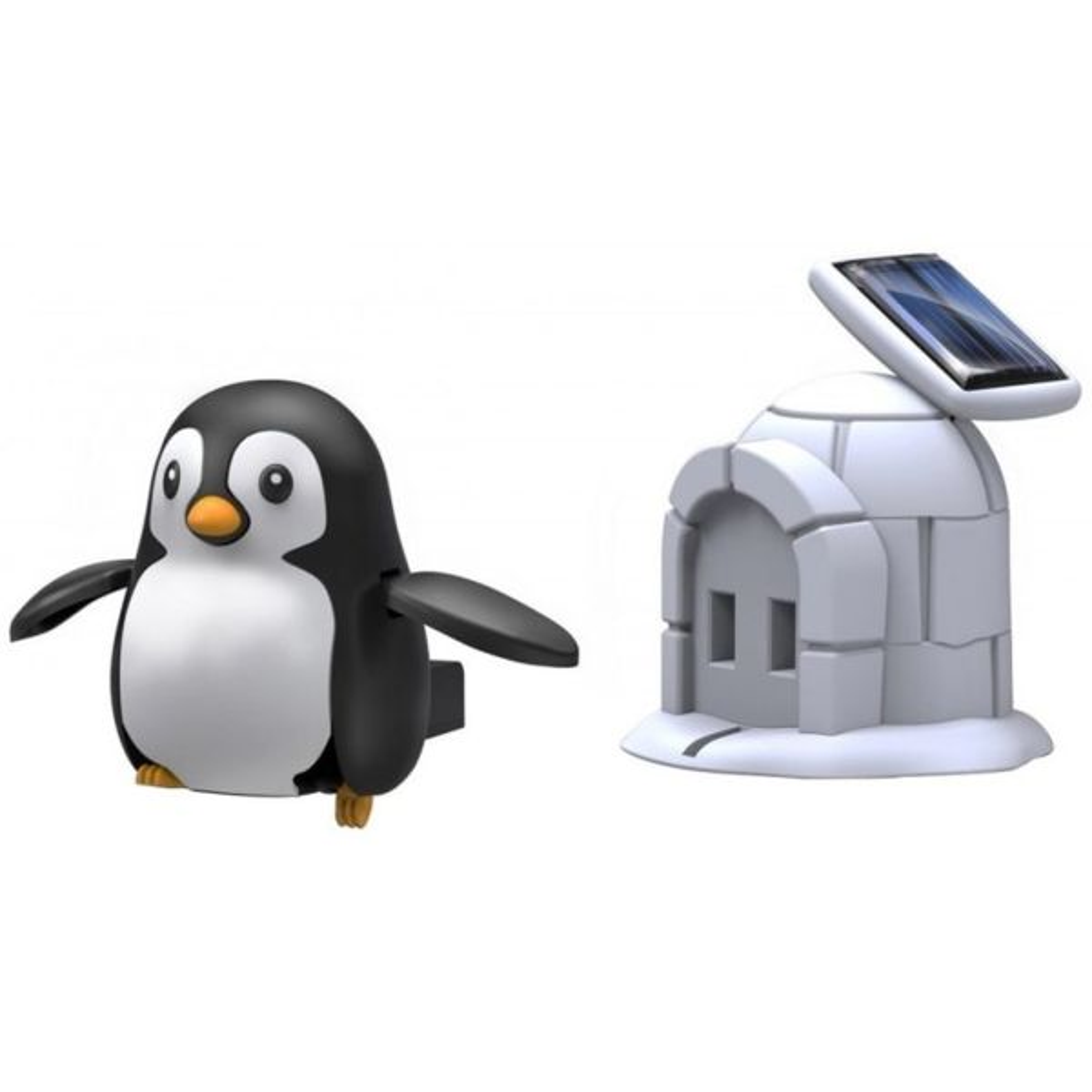 بازی آموزشی ربات خورشیدی مدل پنگوین