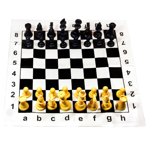 شطرنج فدراسیونی سیمرغ کد 179