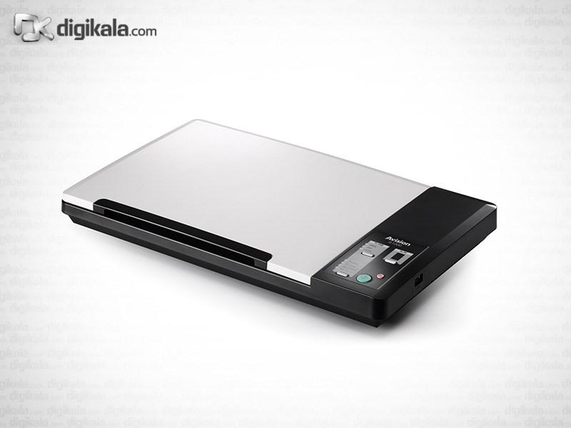 قیمت                      اسکنر با قابلیت اتصال فلش ای ویژن مدل IS1000