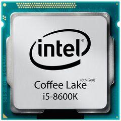پردازنده مرکزی اینتل سری Coffee Lake مدل i5-8600K