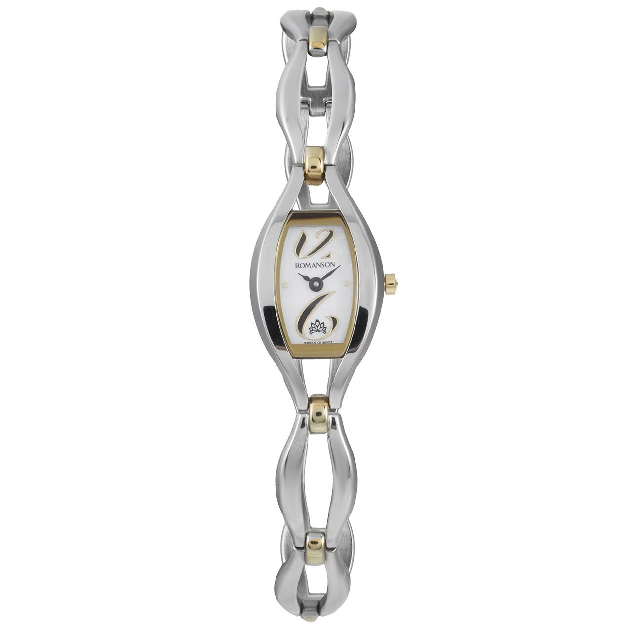 ساعت مچی عقربه ای زنانه رومانسون مدل RM5155LL1CM11B