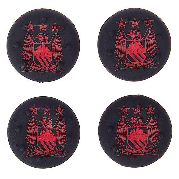 روکش سیلیکونی آنالوگ استیک مدل Manchester City Old Logo