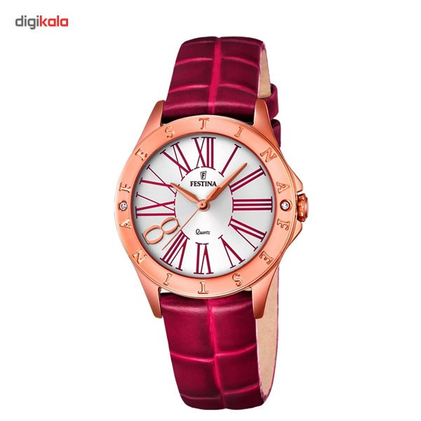 خرید                                      ساعت مچی عقربه ای زنانه فستینا مدل F16930/2