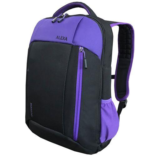 کوله پشتی لپ تاپ الکسا مدل ALX444 مناسب برای لپ تاپ های 16.4 اینچی