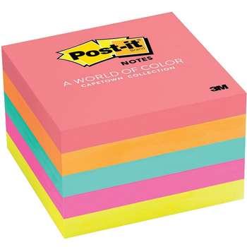 کاغذ یادداشت چسب دار پست ایت کد Code 654-5PK - بسته 500 عددی