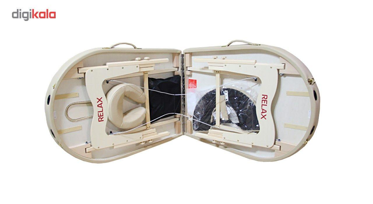 تخت ماساژ ریلکس مدل PCT1M30 -  - 4