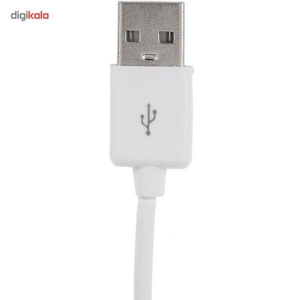 کابل تبدیل USB به microUSB کوردیا مدل CU-422 به طول 1 متر main 1 2