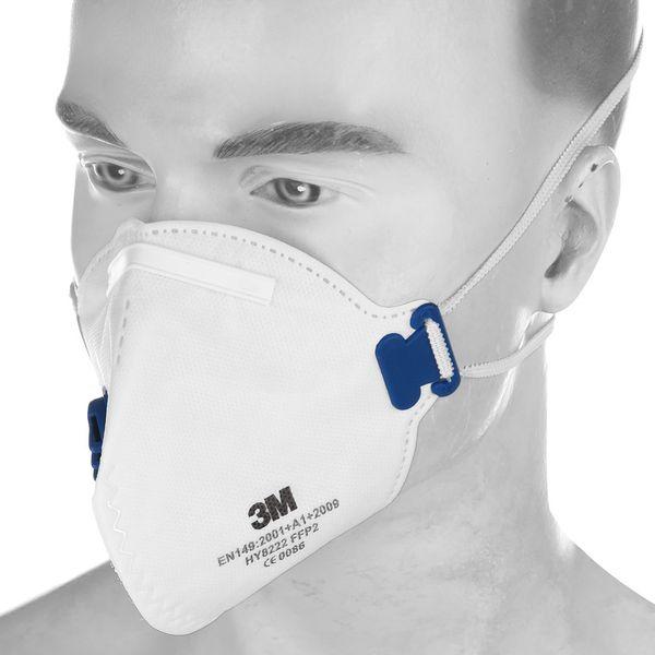 ماسک تنفسی 3M  بسته 5 عددی
