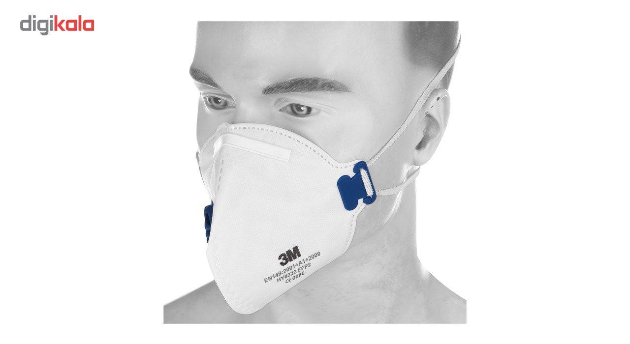 ماسک تنفسی 3M  بسته 5 عددی main 1 1
