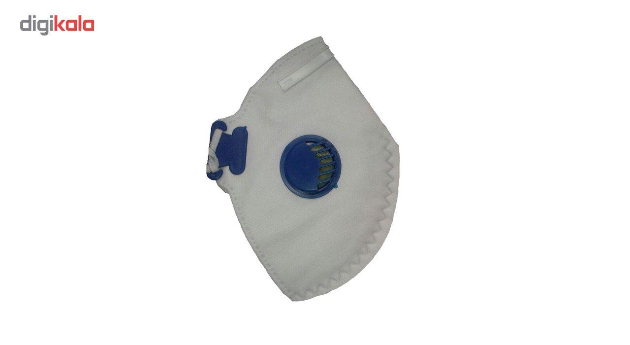 ماسک تنفسی 3M  بسته 5 عددی main 1 2