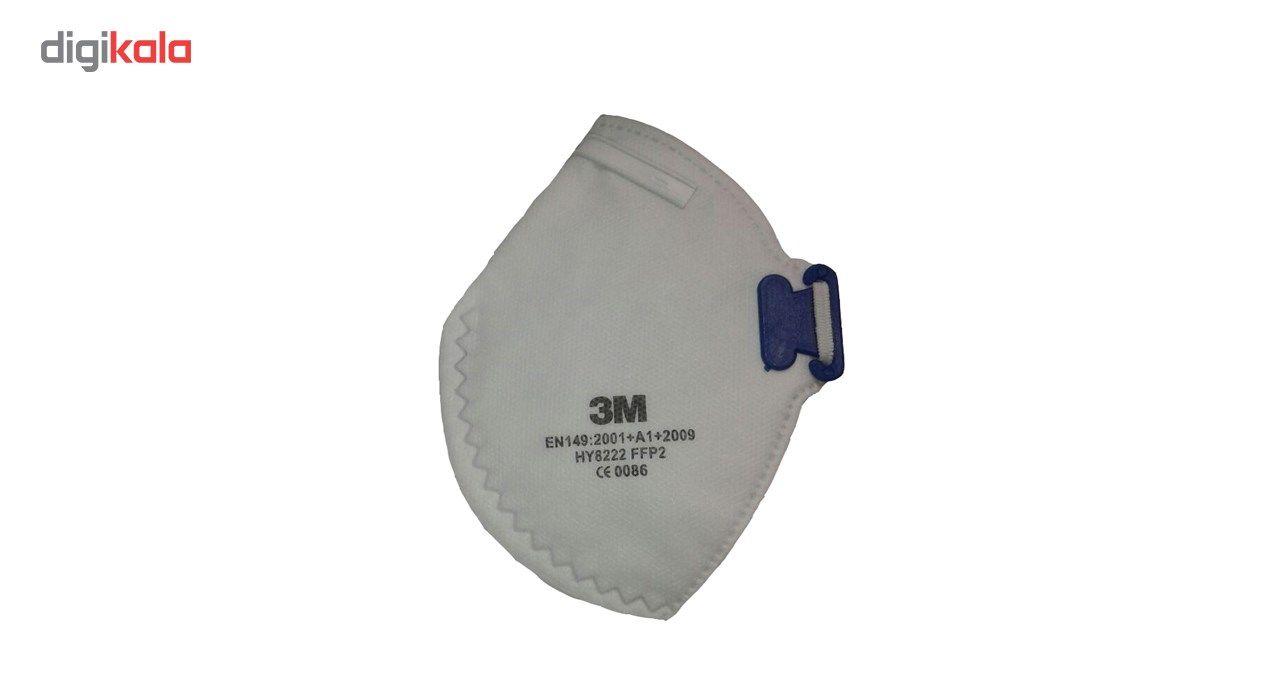 ماسک تنفسی 3M  بسته 5 عددی main 1 3