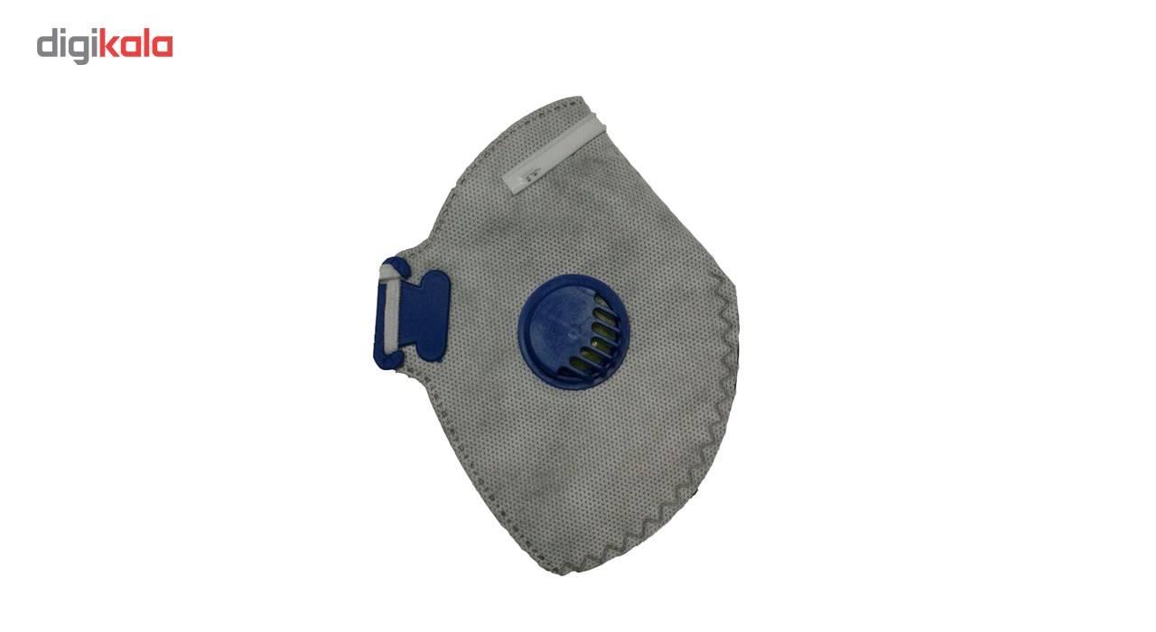 ماسک تنفسی 3M  بسته 5 عددی main 1 4