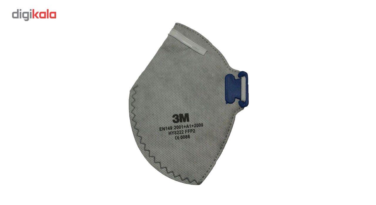 ماسک تنفسی 3M  بسته 5 عددی main 1 5