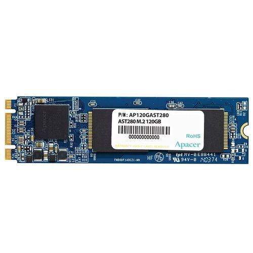 اس اس دی اینترنال M.2 2280 اپیسر مدل AST280 ظرفیت 120 گیگابایت