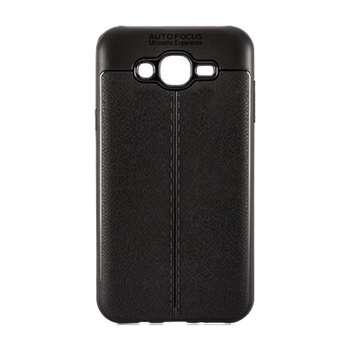 کاور ژله ای طرح چرم مناسب برای گوشی موبایل سامسونگ J7/J7 Core