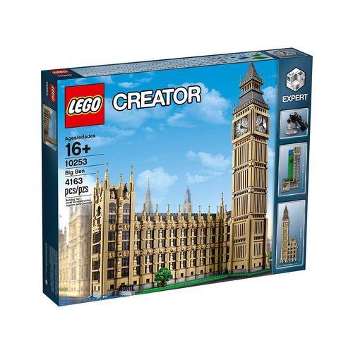 لگو سری Creator مدل Expert Big Ben 10253