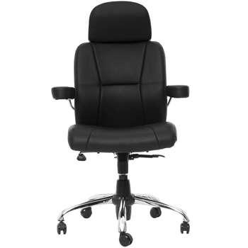 صندلی اداری چرمی راد سیستم مدلM436