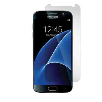 محافظ صفحه نمایش شیشه ای مدل Tempered مناسب برای گوشی موبایل سامسونگ Galaxy S7