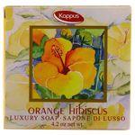 صابون کاپوس مدل Orange Hibiscus مقدار 125 گرم thumb