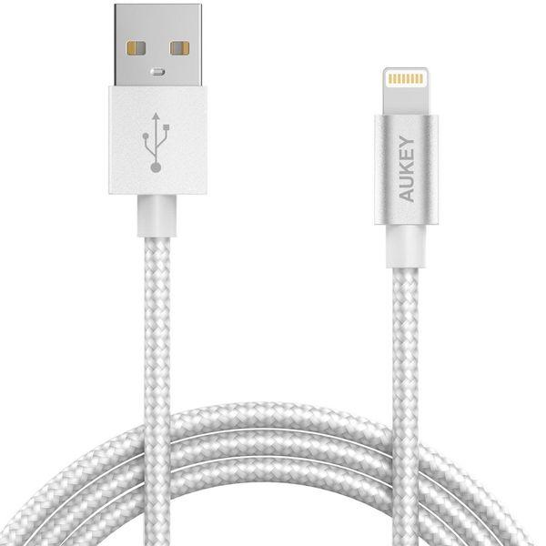 کابل تبدیل USB به لایتنینگ آکی مدل CB-D16 طول 1.2 متر