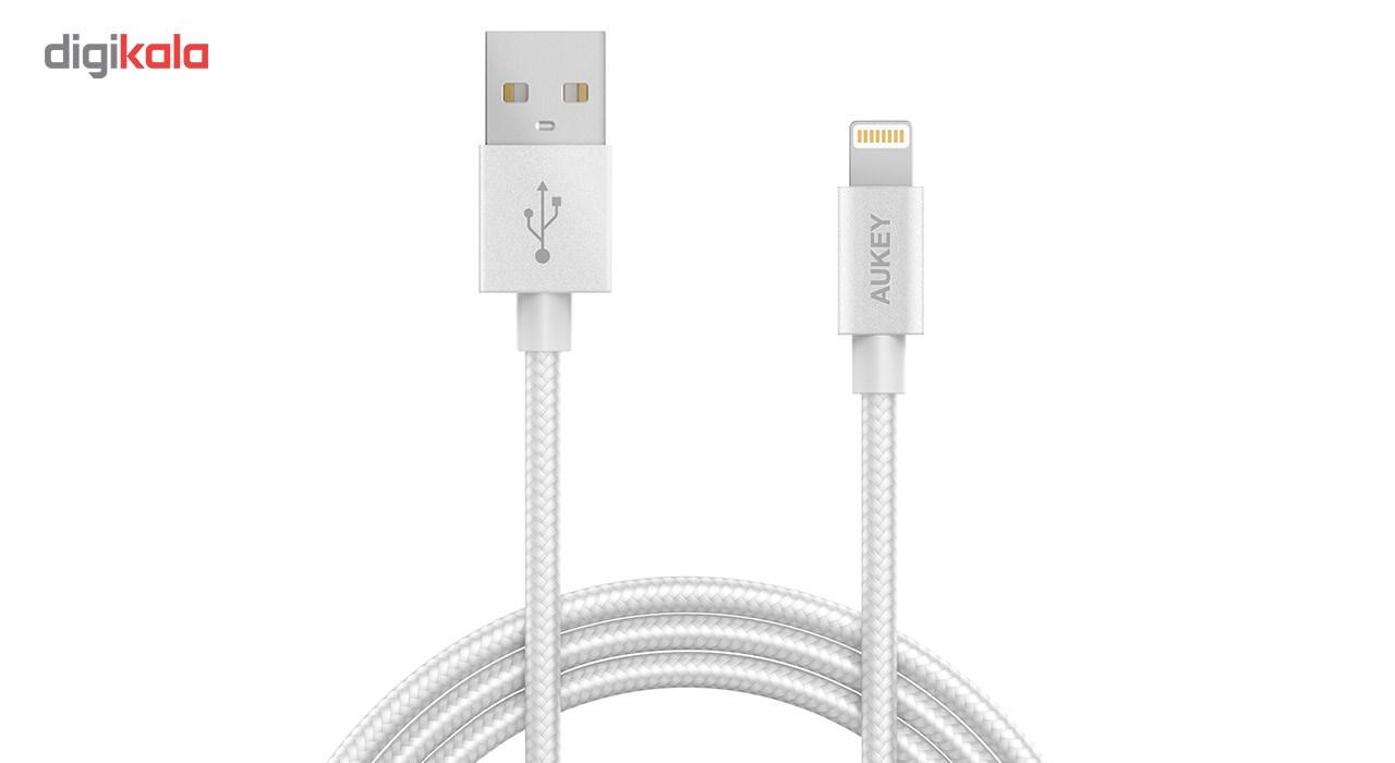 کابل تبدیل USB به لایتنینگ آکی مدل CB-D16 طول 1.2 متر main 1 10