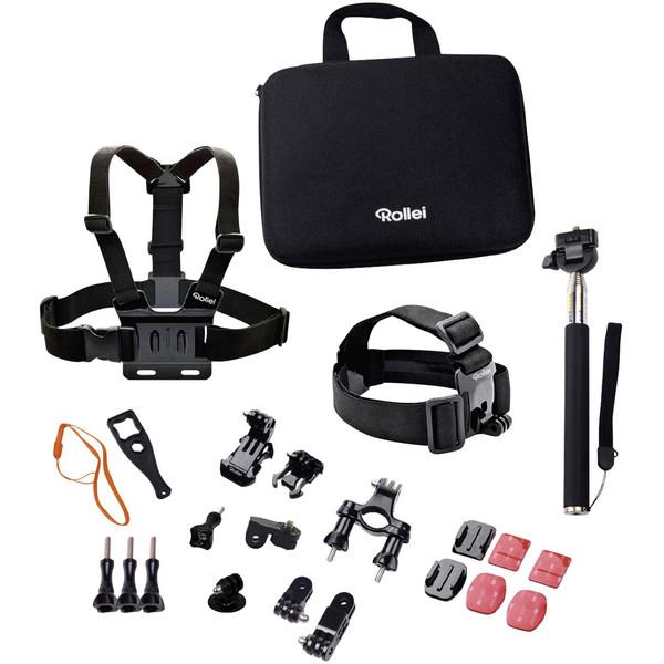 مجموعه ست ماونت دوربین ورزشی رولی مدل Outdoors