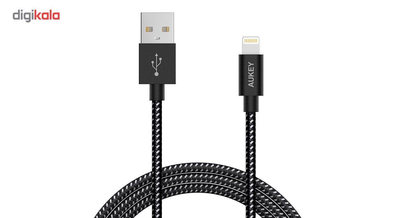 کابل تبدیل USB به لایتنینگ آکی مدل CB-D16 طول 1.2 متر main 1 16