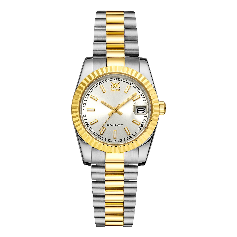 ساعت مچی عقربه ای زنانه اوبلاک مدل 72692              ارزان