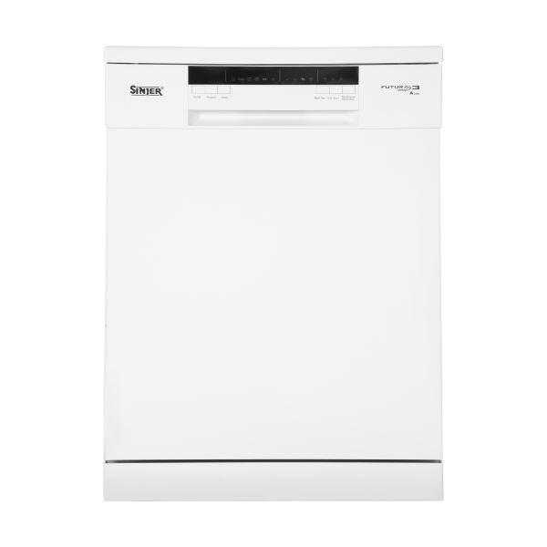 ماشین ظرفشویی سینجر مدل DWS 15 401U