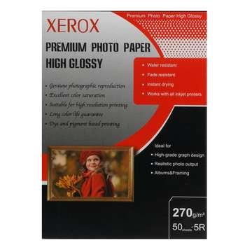 کاغذ عکس زیراکس مدل High Glossy سایز 13x18 بسته 50 عددی