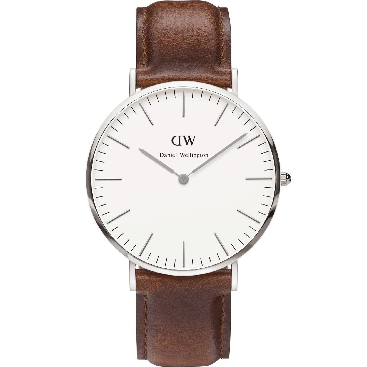 ساعت مچی عقربه ای مردانه دنیل ولینگتون مدل DW00100021