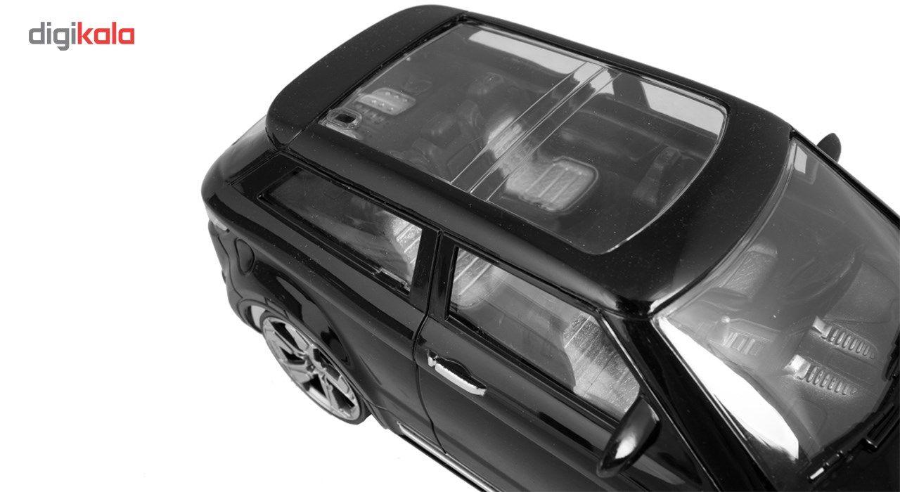 ماشین کنترلی مدل Famous Car لندروور main 1 3