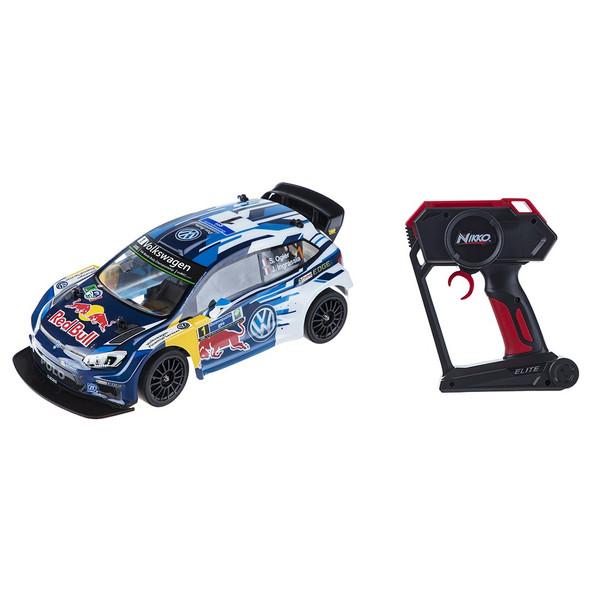 ماشین بازی کنترلی نیکو مدل VW Polo R WRC EVO Pro Line