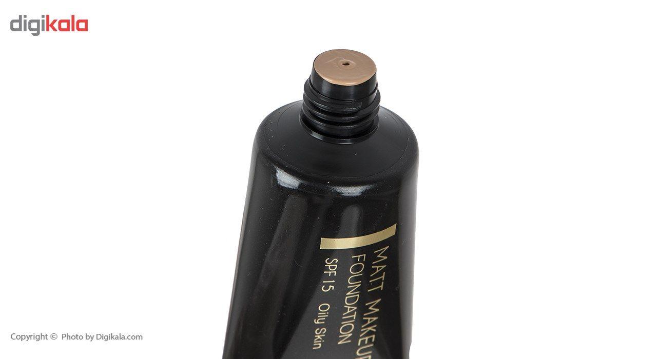 کرم پودر مای سری Black Diamond مدل Matt Makeup شماره 04 main 1 4