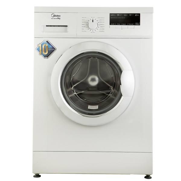 ماشین لباسشویی میدیا مدل WU-12610 با ظرفیت 6 کیلوگرم