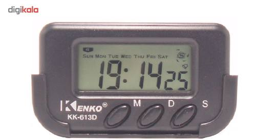 ساعت و کرونومتر  اتومبیل کنکو مدل KK-613D