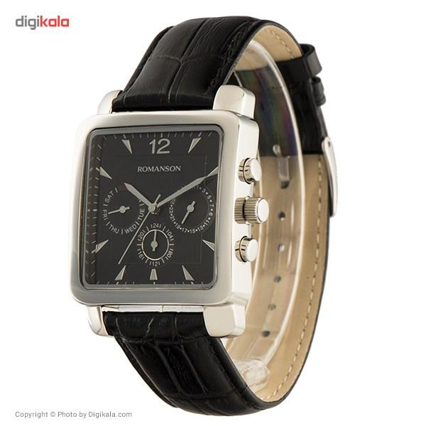 خرید ساعت مچی عقربه ای مردانه رومانسون مدل TL9244MM1WA32W