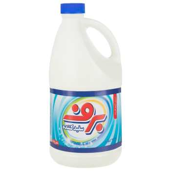 مایع سفید کننده برف مقدار 2 کیلو گرم