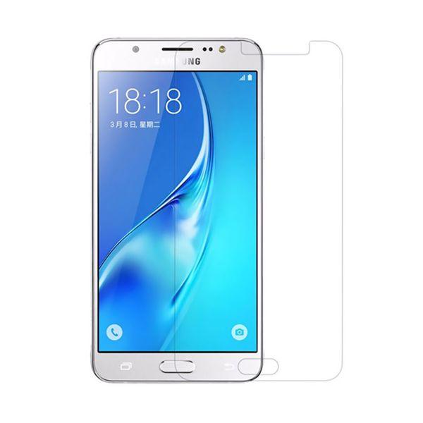 محافظ صفحه نمایش شیشه ای مدل Tempered مناسب برای گوشی موبایل سامسونگ Galaxy J5 2016