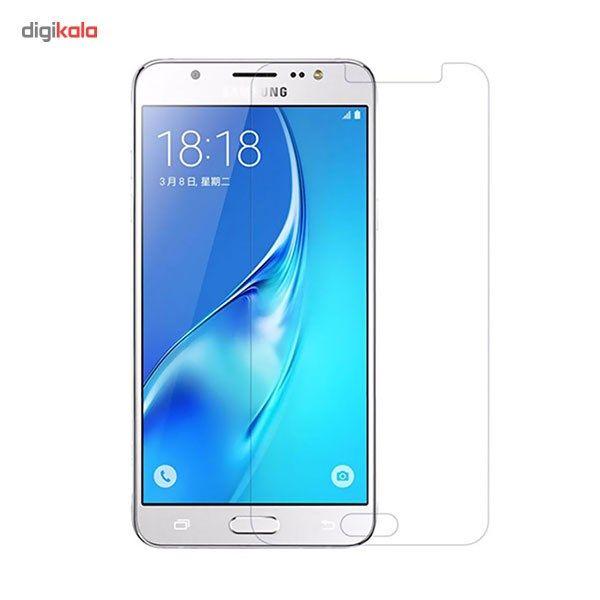 محافظ صفحه نمایش شیشه ای مدل Tempered مناسب برای گوشی موبایل سامسونگ Galaxy J5 2016 main 1 1
