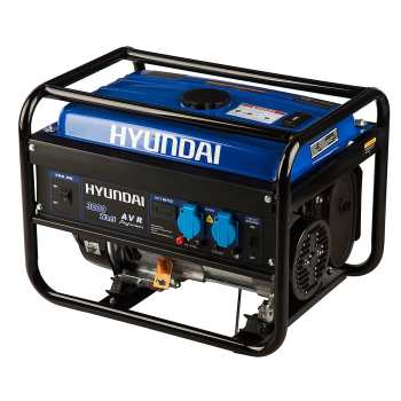 تصویر موتور برق هیوندای مدل HG5360-PG Hyundai HG5360-PG Electric Engine